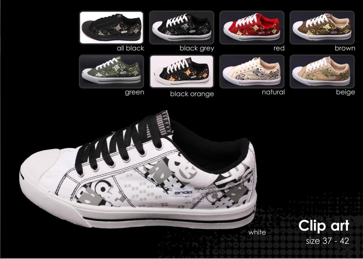sepatu murah kualitas tinggi gaya baru masa kini