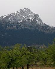 La sierra del Maigmó.