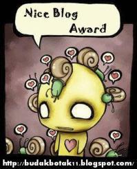 :: Nice Blog Award ::