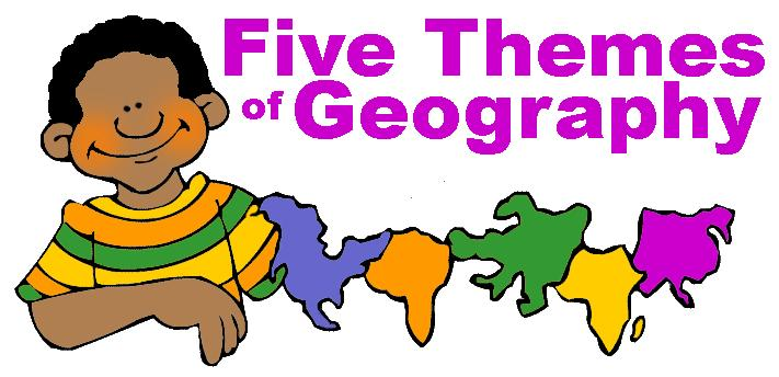 Geography Title Page