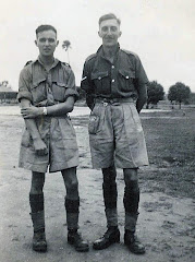 Sid Paget and friend Fred Field