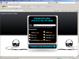 Download YoutTube Videos