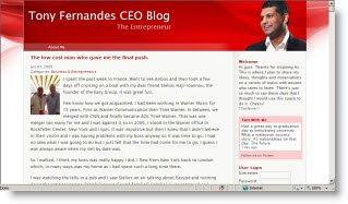 Tony Ferandes Blog