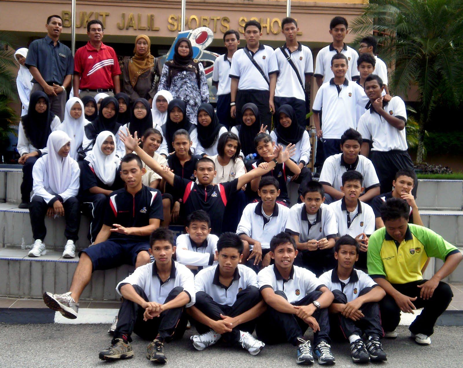 Guru Sekolah Sukan Bukit Jalil Kronis J