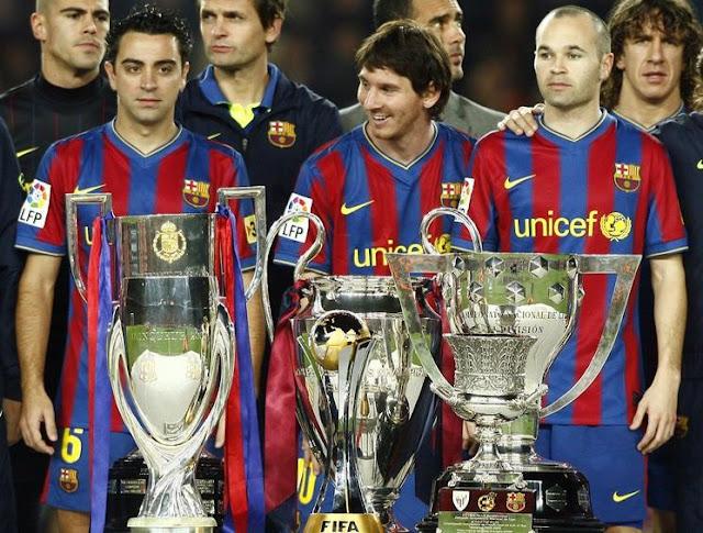 Trio Barcelona FC