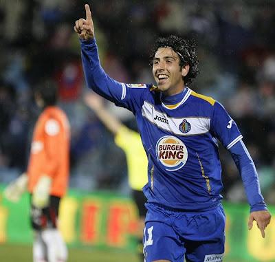 Parejo Spanish Soccer