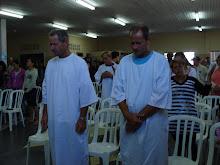 os amados que foram batizados