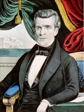11º presidente - James Knox Polk