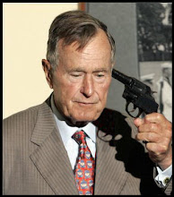 41º presidente - George H. W. Bush