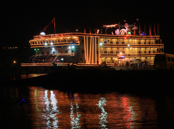 casino cruise at goa