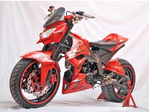 Foto Honda Supra Extreme Customized
