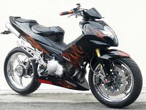 Yamaha Jupiter MX 135LC 2010 Modification