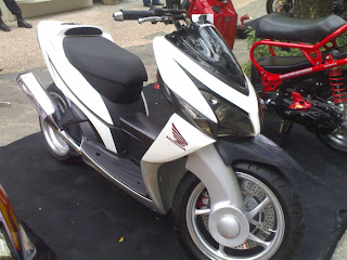 honda motorcycle VARIO SCOOTER