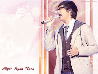 Afgan Syah Reza desktop wallpaper