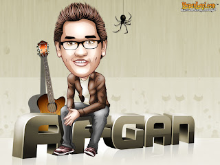 Afgan Syah Reza wallpaper
