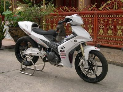 yamaha jupiter mx modified