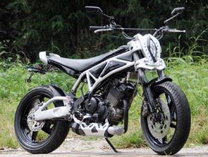 Suzuki Satria FU 150 Street Fighter Custom MOdified