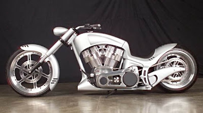 Custom Sheet Metal Harley Davidson 2010