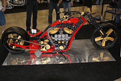 New Harley Davidson Snipper Customized