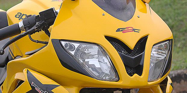 Modifikasi Motor Sport Honda Tiger