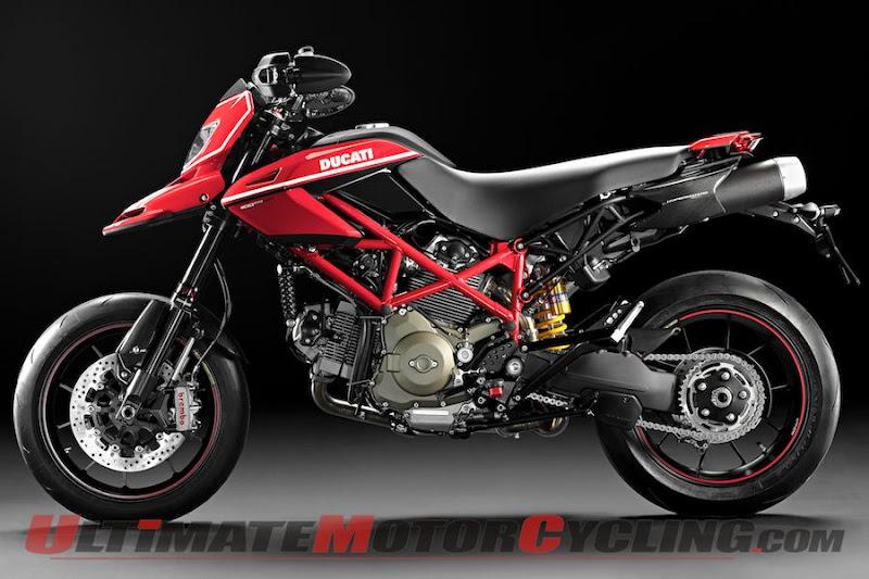 Ducati Hypermotard 1100EVO SP
