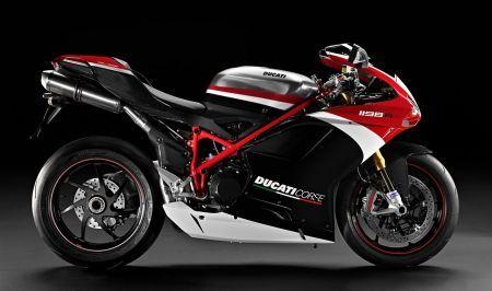 Ducati 1198R Corse SportBike Special Edition