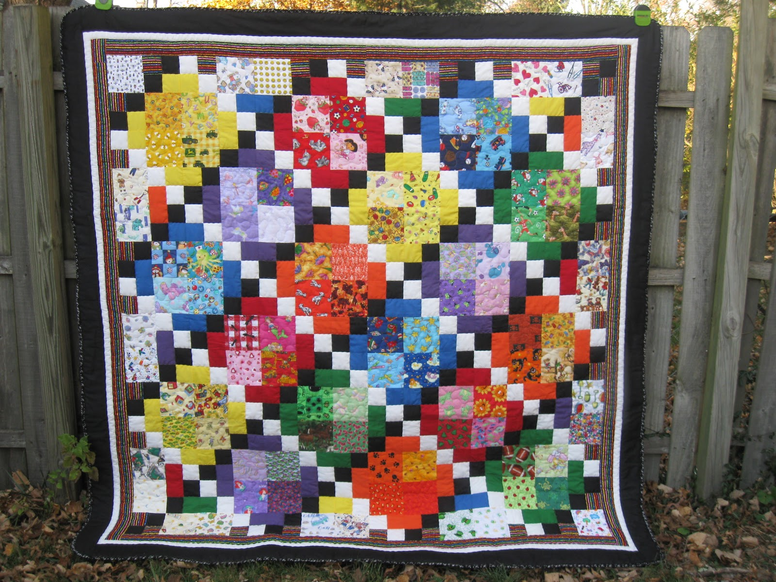Happy Quilting: I Spy Quilt Tutorial : i spy quilt pattern - Adamdwight.com