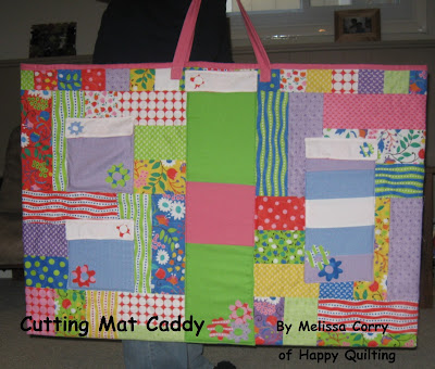 cutting mat caddy