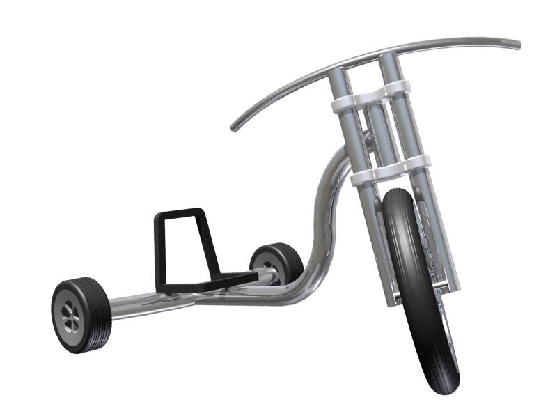 Leguinaster proyecto maquetas y prototipos triciclo off road - Maquetas y prototipos ...