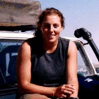 National Geographic Expert Anna Estes