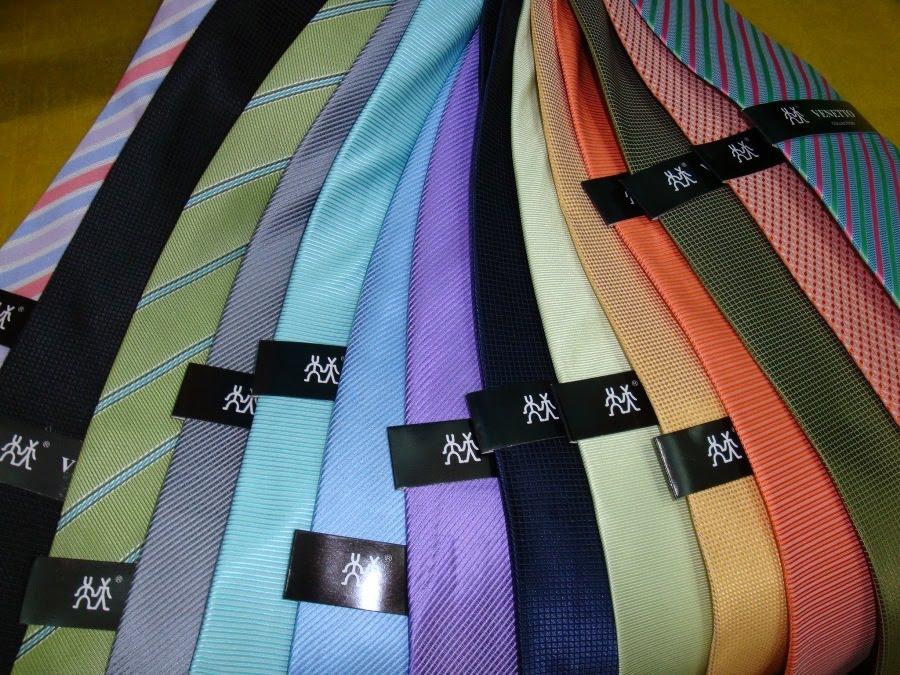 Sarastegui corbatas importadas con variedad de colores y for Disenos de corbatas