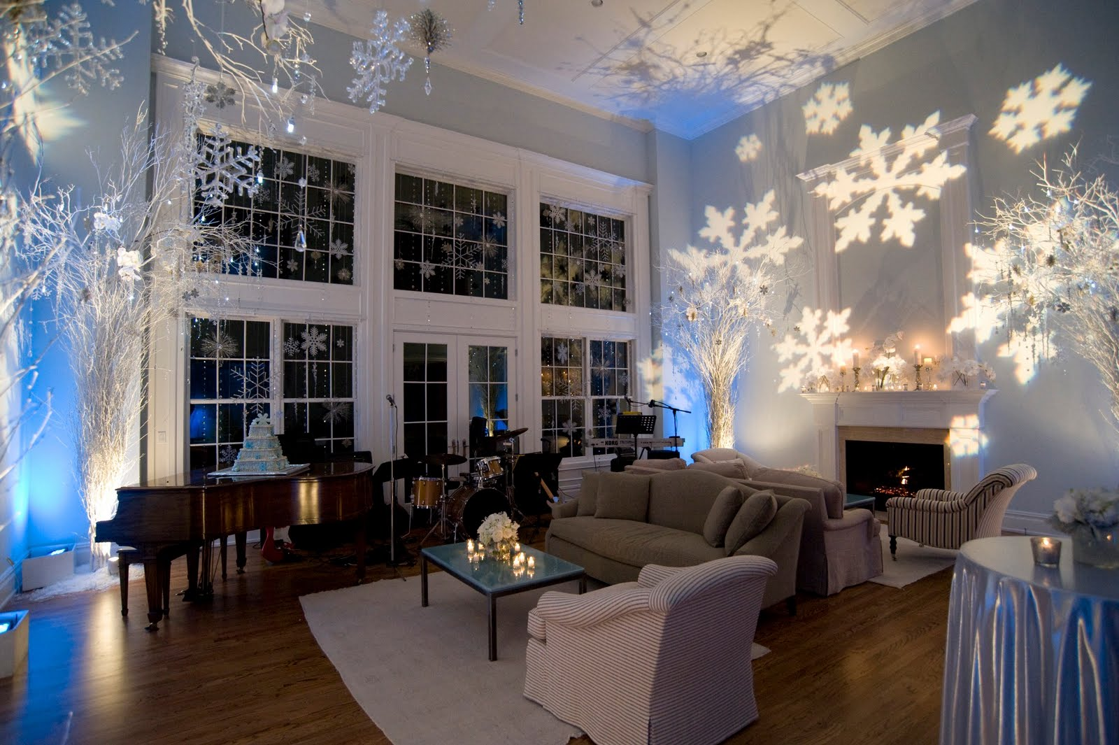 Winter Wonderland Wall Decorations Www Topsimages Com