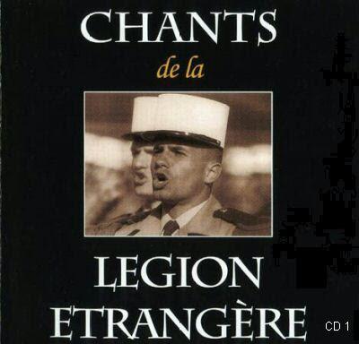 himno legion extranjera: