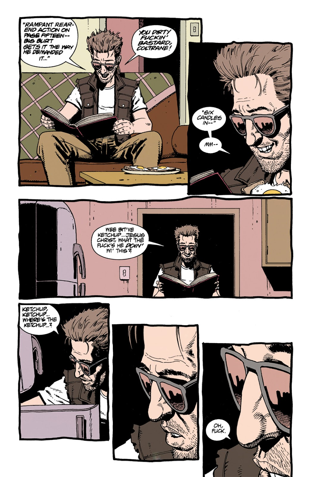 Preacher Issue #6 #15 - English 23