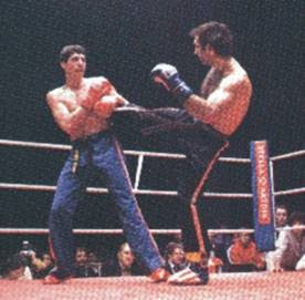 Dominique Valera vs Dan Maracuso