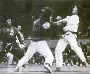 Benny Urquidez vs John Natividad