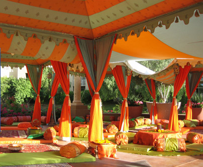 Big Fat Indian Wedding Tents And Mandaps