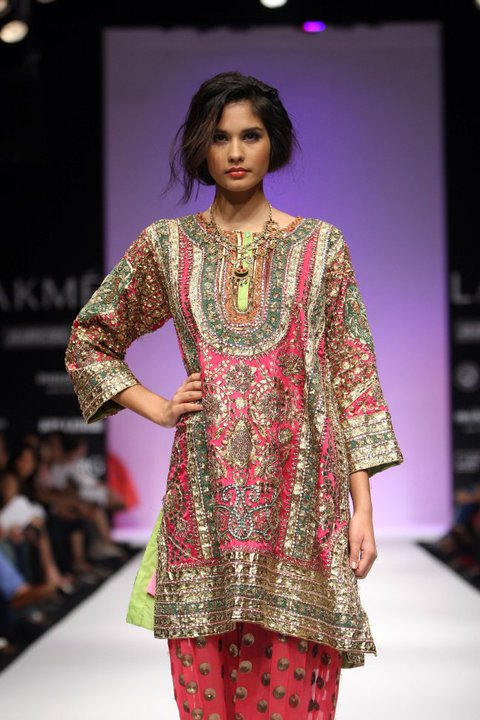 Lakme Fashion Week 2010