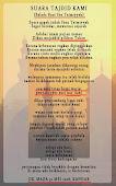 Syair Asri untuk Ibnu Taimiah