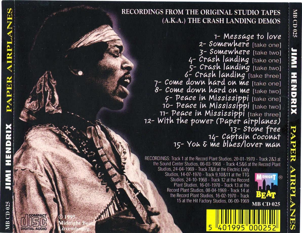 Jimi Hendrix Singlewide Rolling Papers