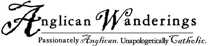 Anglican Wanderings