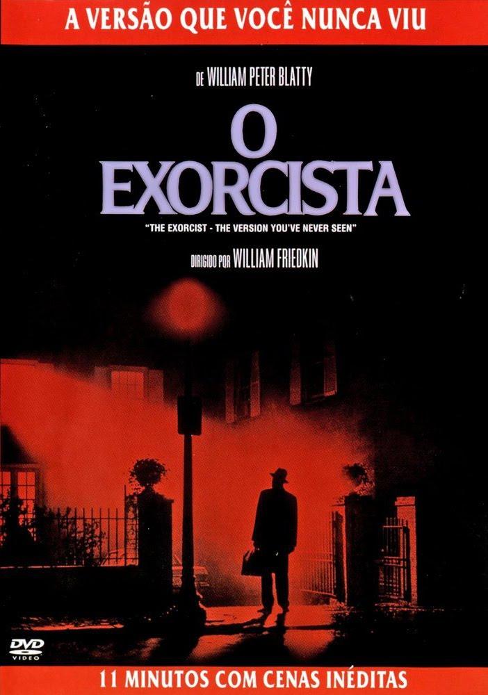Download O Exorcista A Versão Que Você Nunca Viu DVD-R