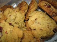 Chocolate Chip Craisin Cookies