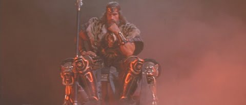 Conan The Destroyer Throne Conan The Destroyer Throne