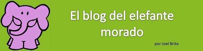El blog del elefante morado
