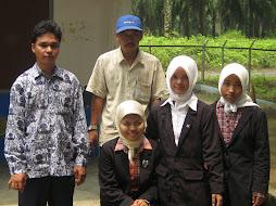 Inilah Guru-guru PAUDI Chaidir Elhaj Maliki yang Profesional dalam mendidik Anak Bangsa Tanpa pamri