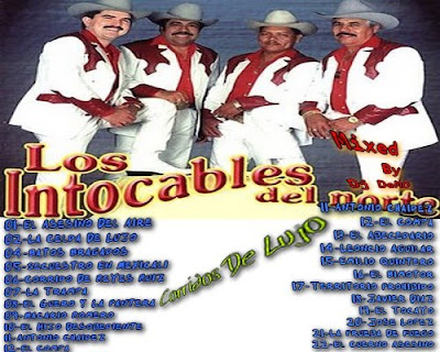 intocables aire: