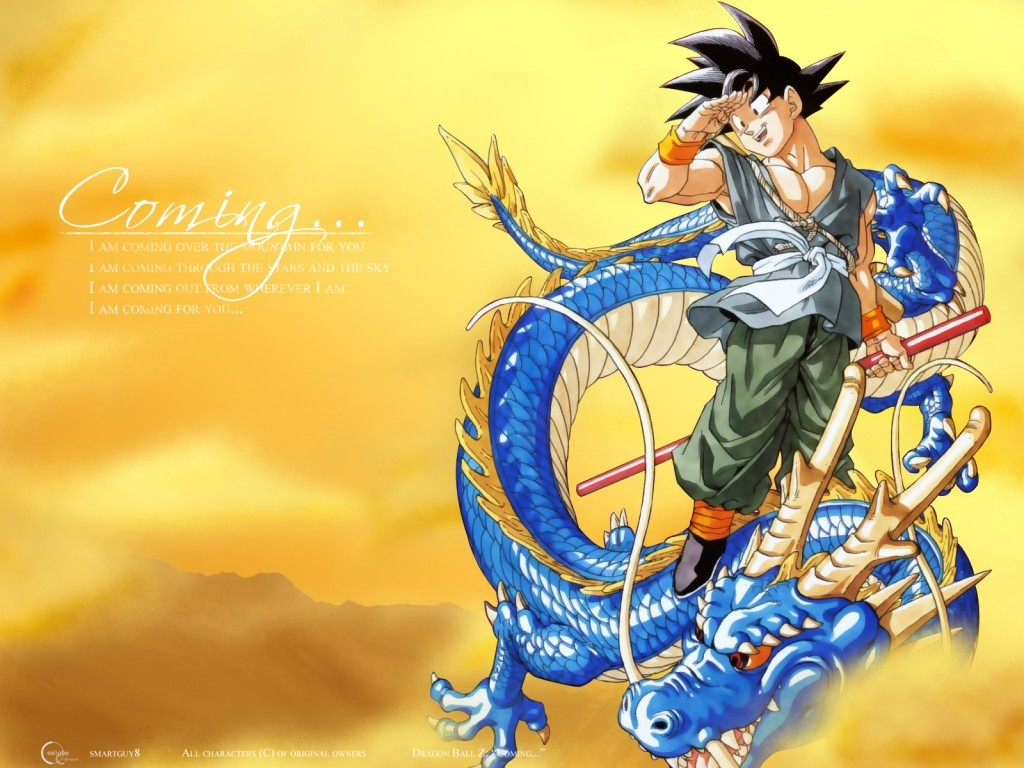 Dragon Ball - Wallpaper Hot