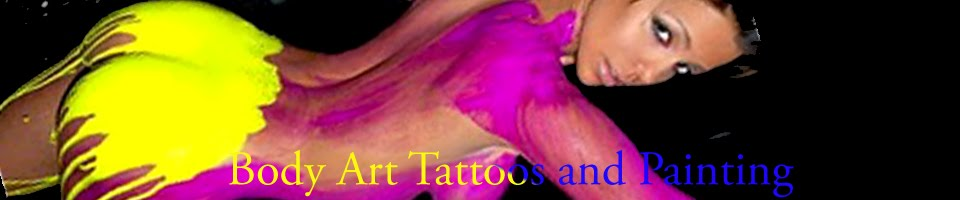 Body Art Tattoos and Painting