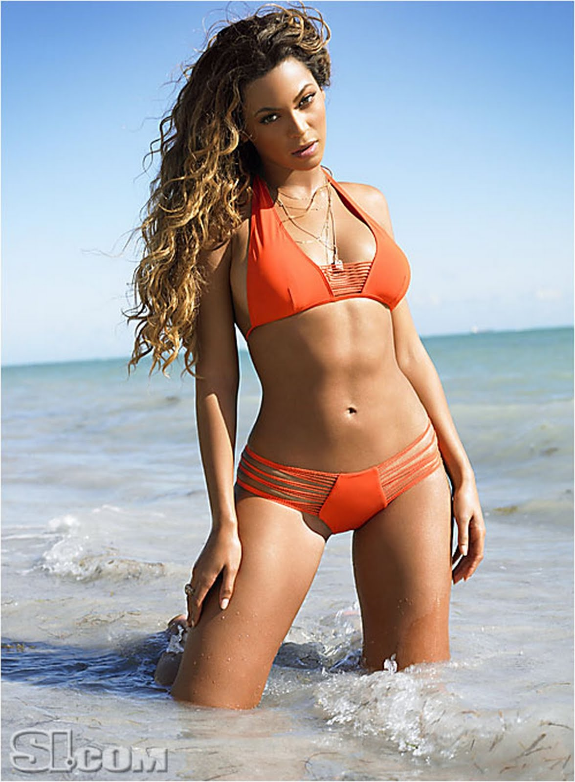 Beyonce Knowles Bikini Bodies Pic 1 of 35